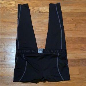 Nike Pro Black Tights / Leggings